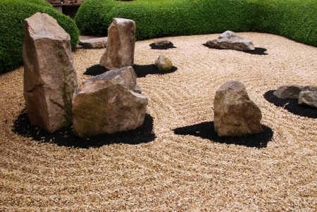 Rock Formation as Alternative Landscaping