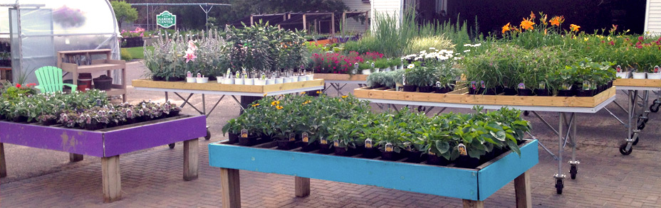 Request a quote from our Eau Claire Garden Center